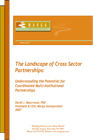 Landscape of Cross Sector Partnerships Cover