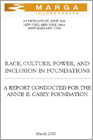 Race, Culture, Power, and Inclusion in Foundations Cover
