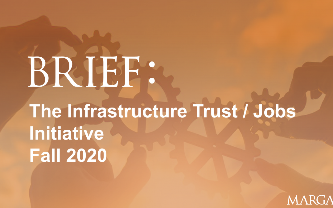 The Infrastructure Trust / Jobs Initiative